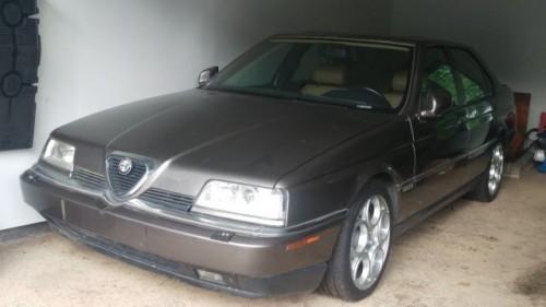 1994 alfa romeo 164ls 1