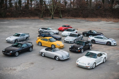 collection of 42 porsche models to be auctioned by rm sotheby s 5536 15379 969X727