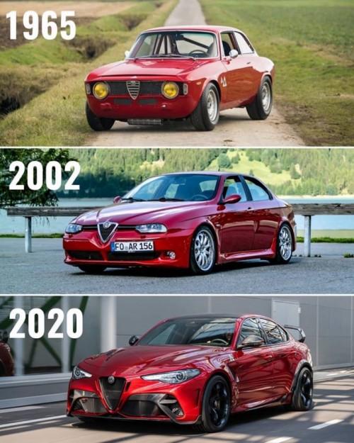 Comparativas Alfa Romeo GTA