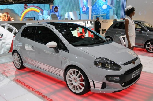 Fiat Abarth Punto Evo EsseEsse